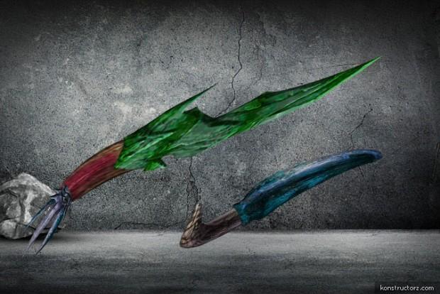 DRAGON KNIFES