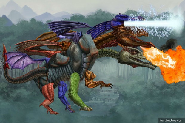 everys dragon