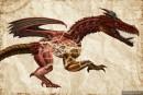 Red Deformed Dragon