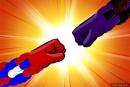 SUPER HAND VS DEVIL HAND