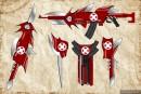 Wiltorix rwby blade-gun-armor