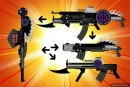 Serax weapon 3 of 4 modes