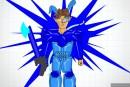 The Blue Warrior